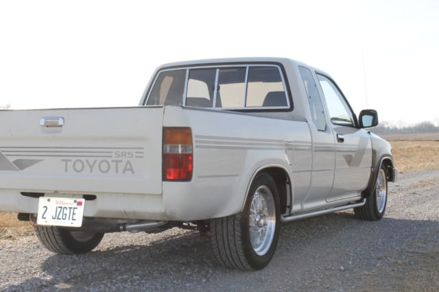 1989 toyota pickup 2jz swapped classic toyota other 1989 for sale. Black Bedroom Furniture Sets. Home Design Ideas