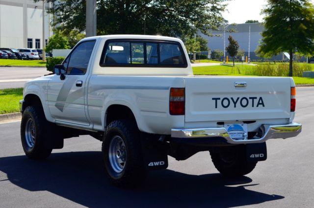 22re Engine For Sale >> 1989 TOYOTA PICKUP DLX 4X4 REGULAR CAB TACOMA TRD HILUX ...