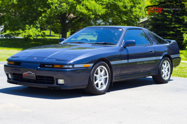 1989 Toyota Supra Gt Twin Turbo Jdm Rhd Classic Toyota