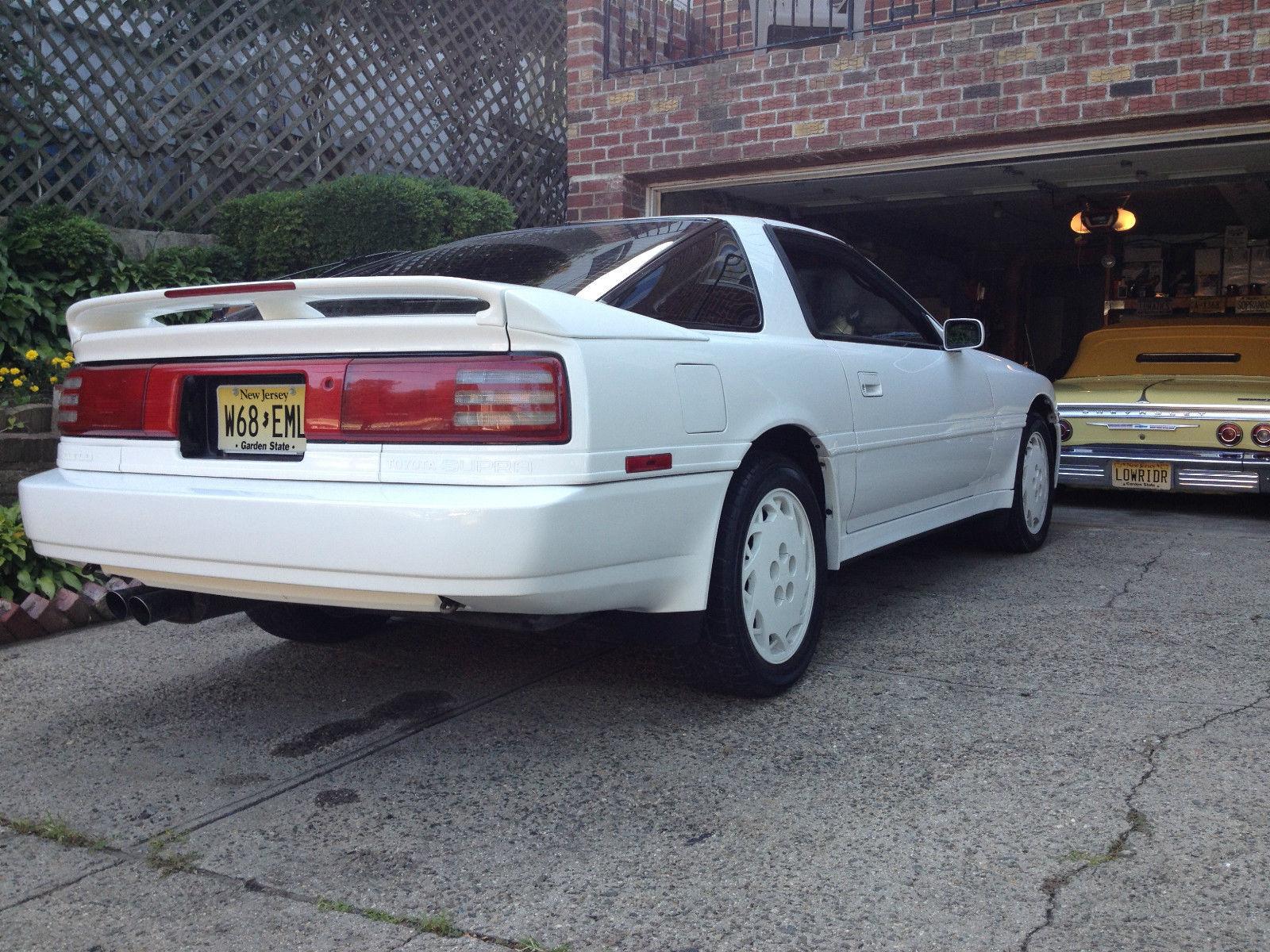 1989 toyota supra turbo hatchback 2 door 3 0l classic toyota supra 1989 for sale. Black Bedroom Furniture Sets. Home Design Ideas