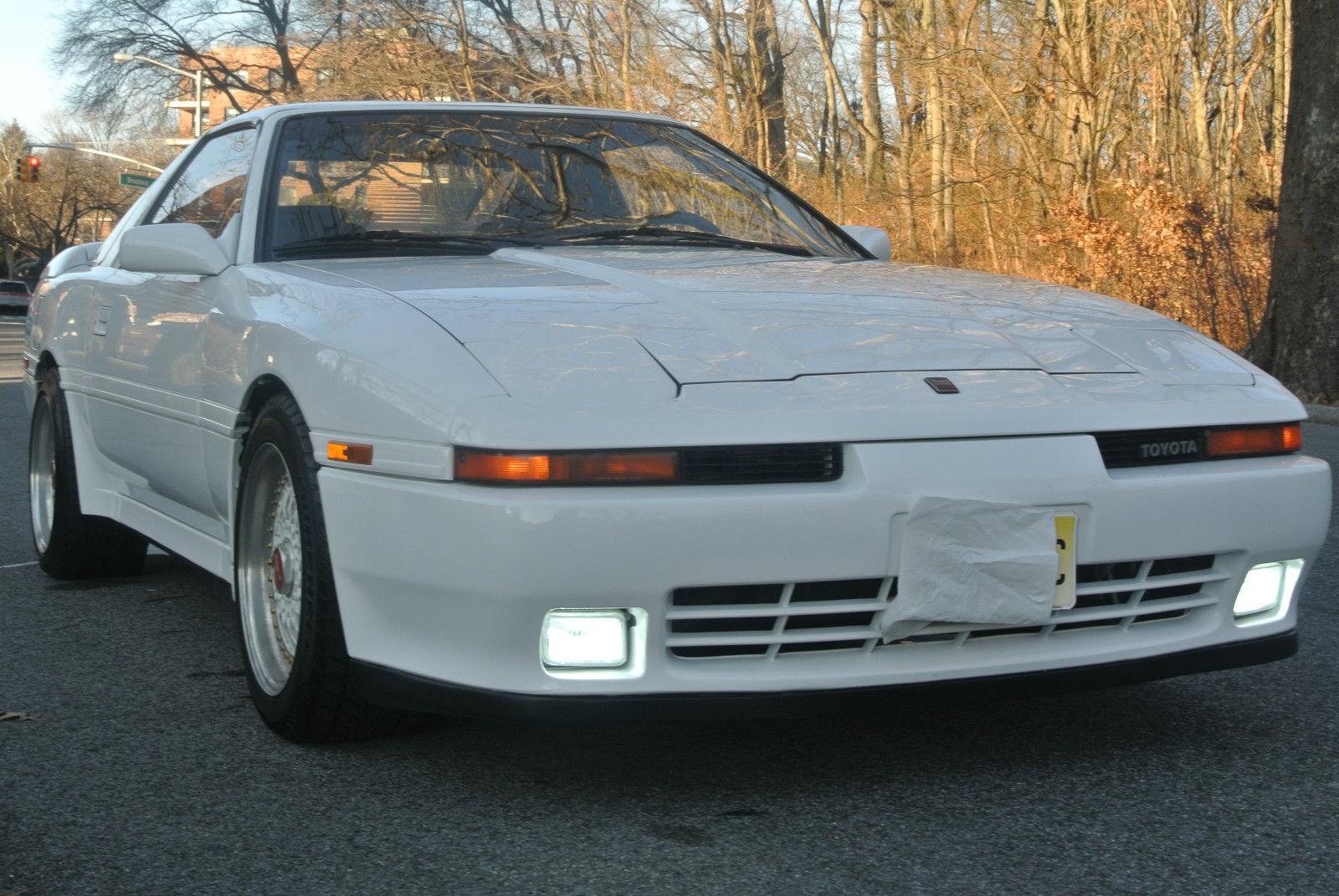 1989 Toyota Supra Turbo Hatchback 2 Door 3 0l Classic