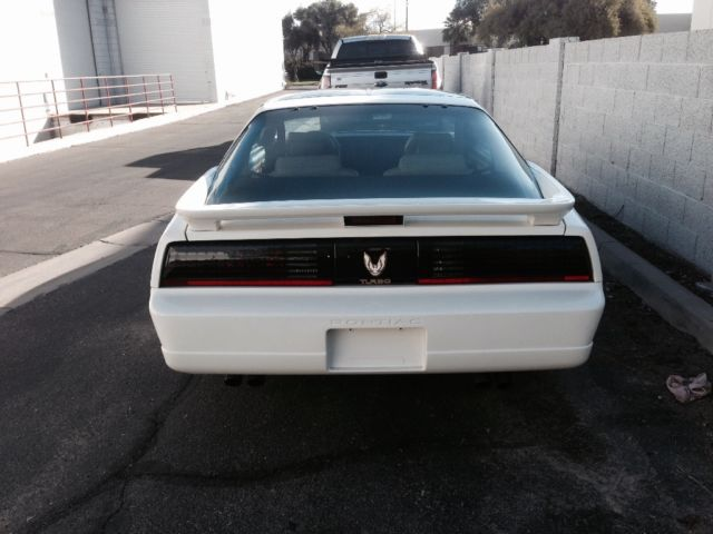 Tempe Used Cars >> 1989 Turbo Trans Am - 20th Anniversary/Indy Pace Car ...