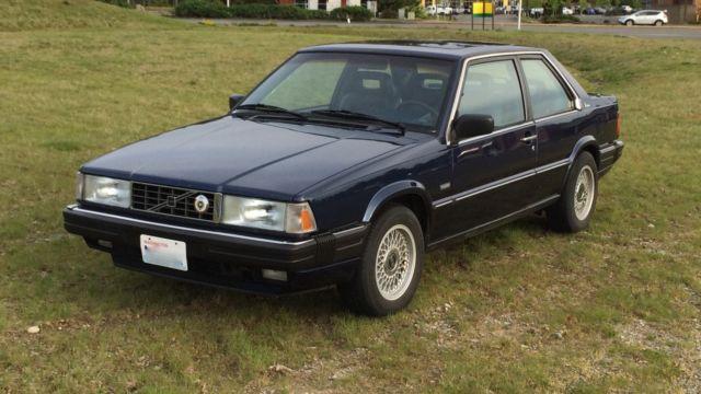 1989 Volvo 780 Bertone Turbo Coupe - Classic Volvo 780 1989 for sale