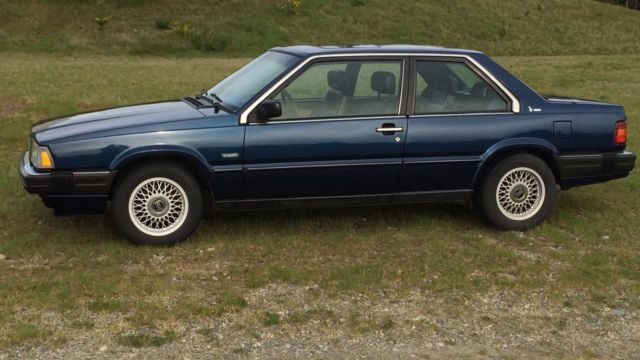 1989 Volvo 780 Bertone Turbo Coupe Classic Volvo 780