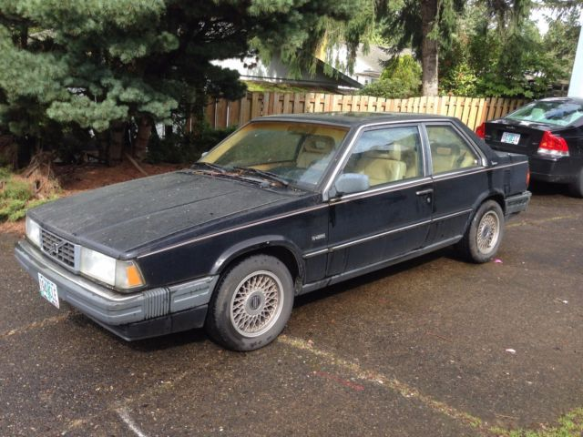 1989 volvo 780 turbo bertone coupe classic volvo other 1989 for sale. Black Bedroom Furniture Sets. Home Design Ideas
