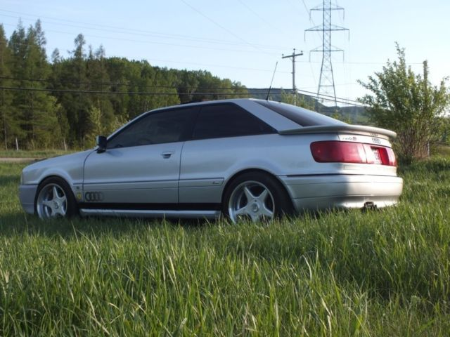 1990 Audi Coupe Quattro 20v Coupe S2 Classic Audi Other