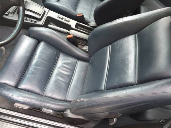 How To Take Care Of White Leather Car Seats