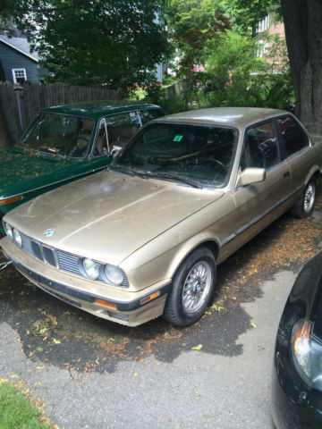 1990 Bmw 325i E 30 Complete Bent Value Automatic