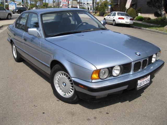 1990 bmw 525i 5 series e34 5 speed manual classic bmw 5 series 1990 for sale. Black Bedroom Furniture Sets. Home Design Ideas