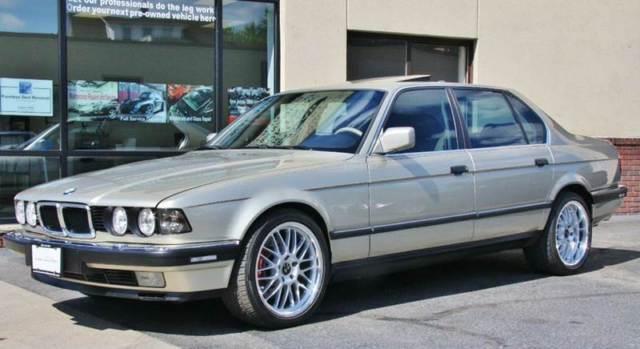 1990 BMW 7 Series 750il PrevNext