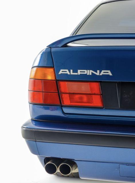 Huge 1990s Bi Level Remodel: 1990 BMW Alpina B10 Bi-Turbo #366