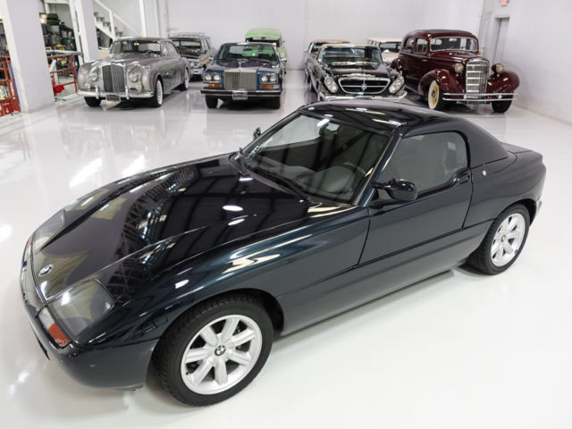 1990 Bmw Z1 Roadster One Of Very Few In The U S