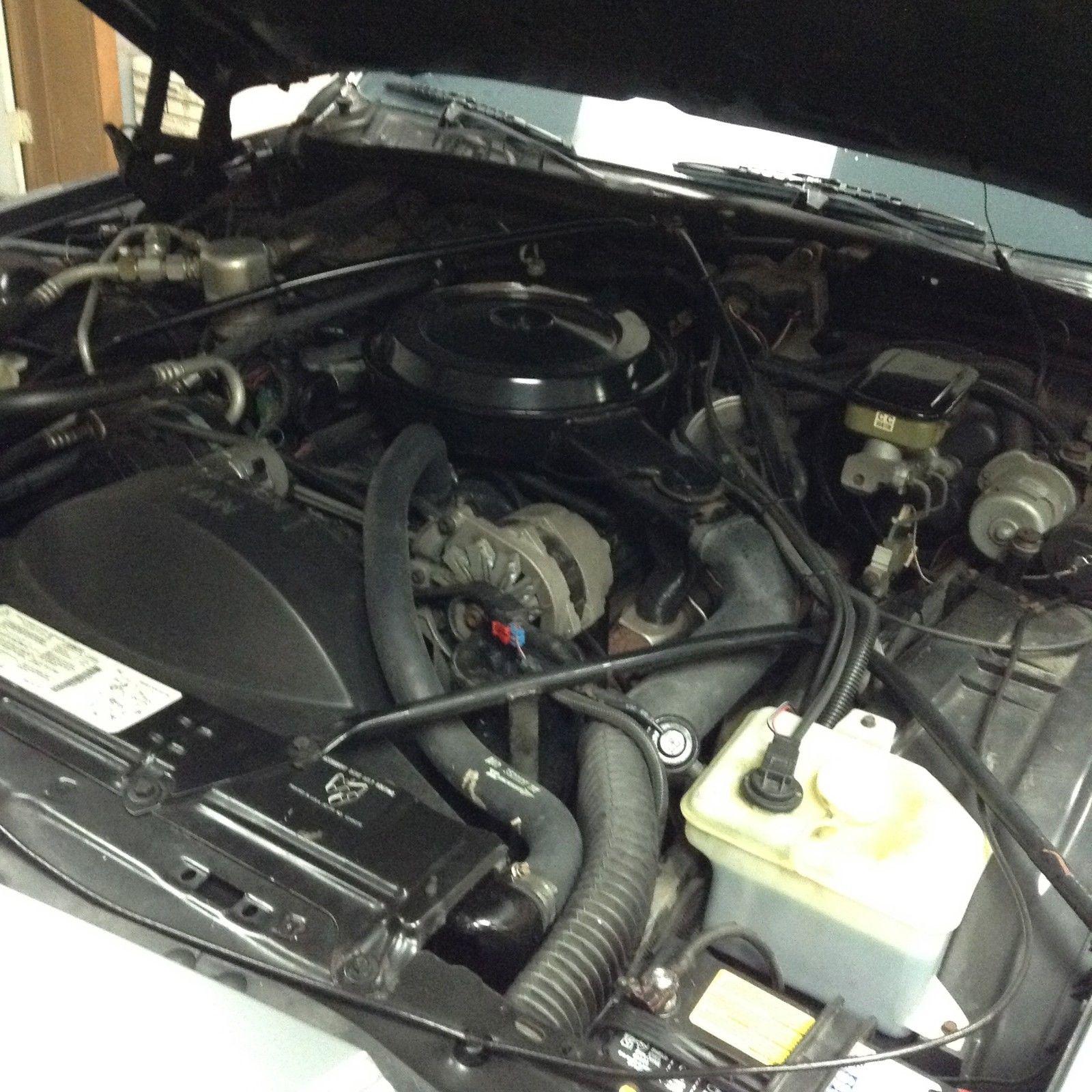 1990 Cadillac Stretch Wide Body Limousine By Custom Coach