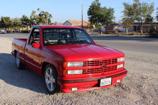 1990 Chevrolet C1500 Hot Rod 454SS clone Rust Free ...