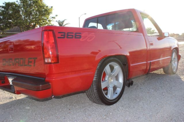 1990 Chevrolet C1500 Hot Rod 454ss Clone Rust Free