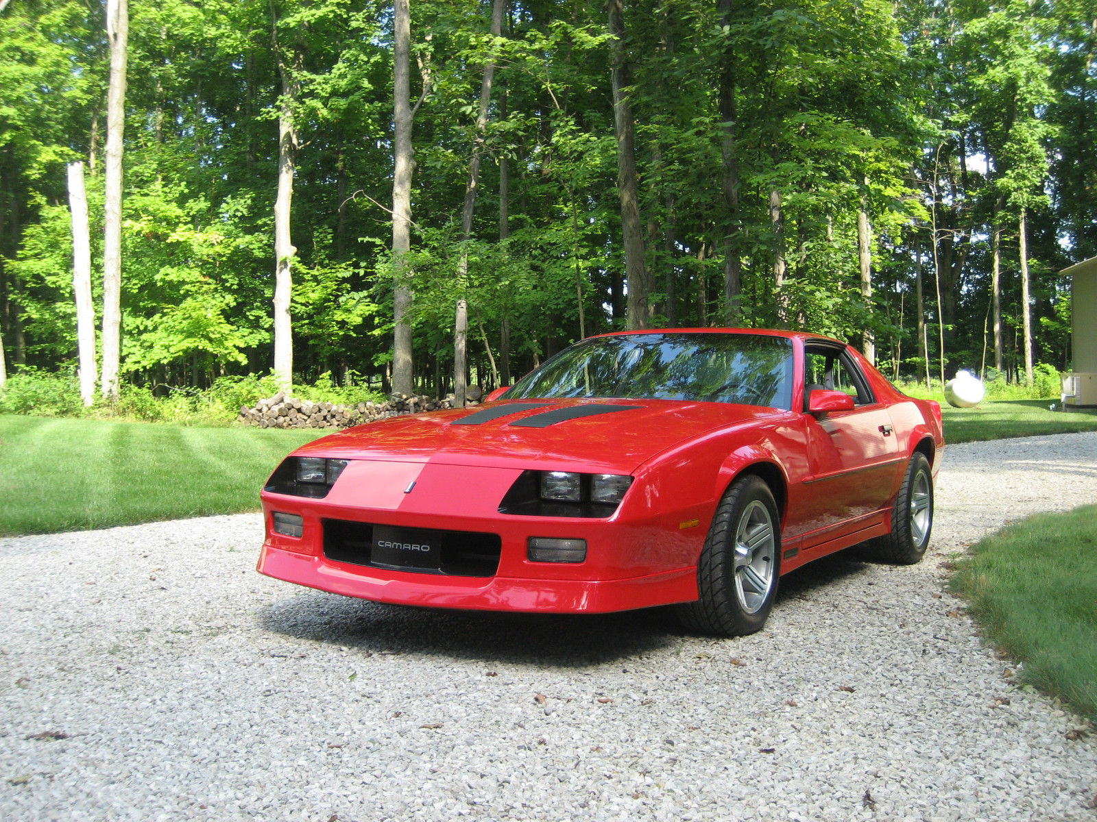 1990 Chevrolet Camaro IROC Z 1LE Classic Chevrolet