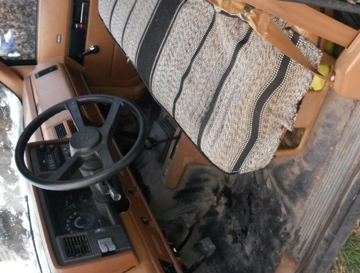 1990 chevrolet k1500 5 7l RARE 5 speed manual transmission 4x4