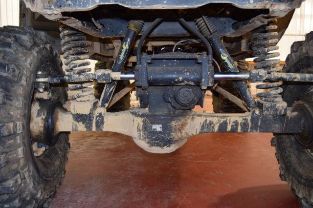 Chevy Rock Crawler : Chevrolet k blazer rock crawler truck classic