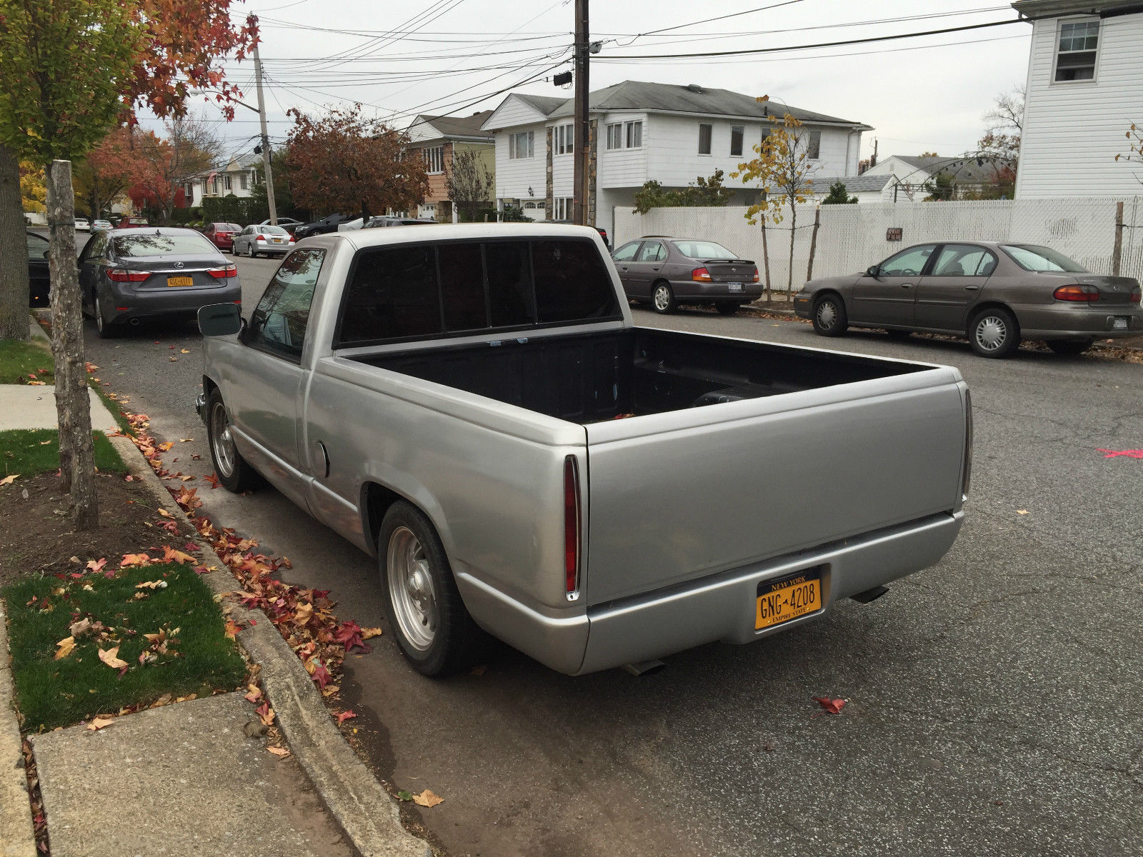 1990 chevy c1500 lowered sport truck 2x4 no reserve classic chevrolet c k pickup 1500 1990 for. Black Bedroom Furniture Sets. Home Design Ideas