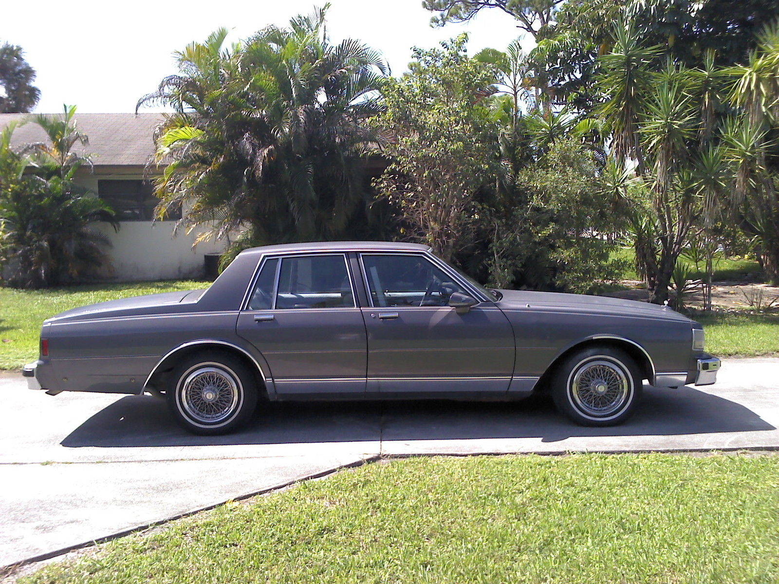 1990 chevy caprice classic last year of this body style the box classic chevrolet caprice. Black Bedroom Furniture Sets. Home Design Ideas