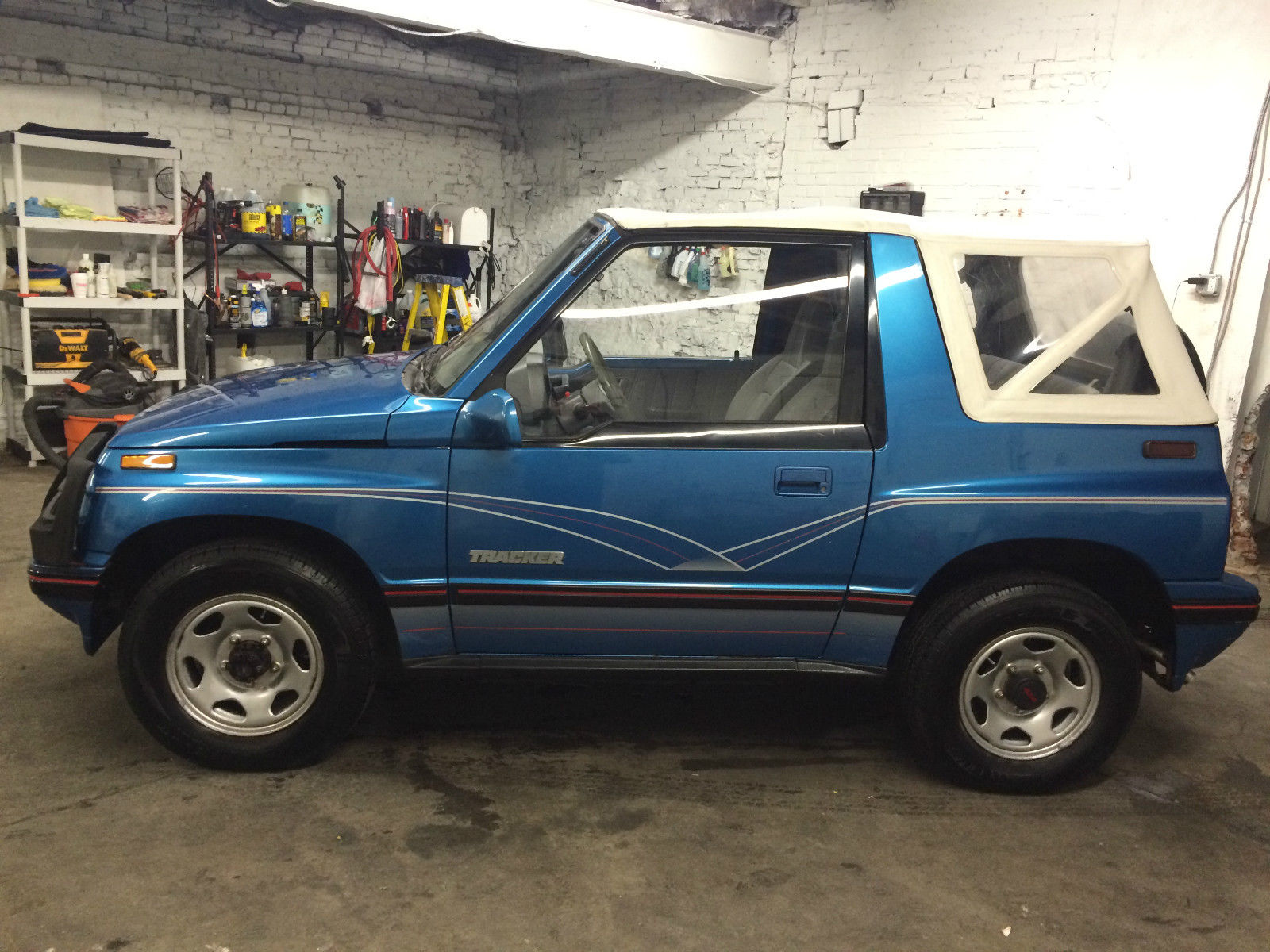 1990 chevy geo tracker 4x4 convertible classic chevrolet tracker 1990 for sale - Tacker fur polstermobel ...