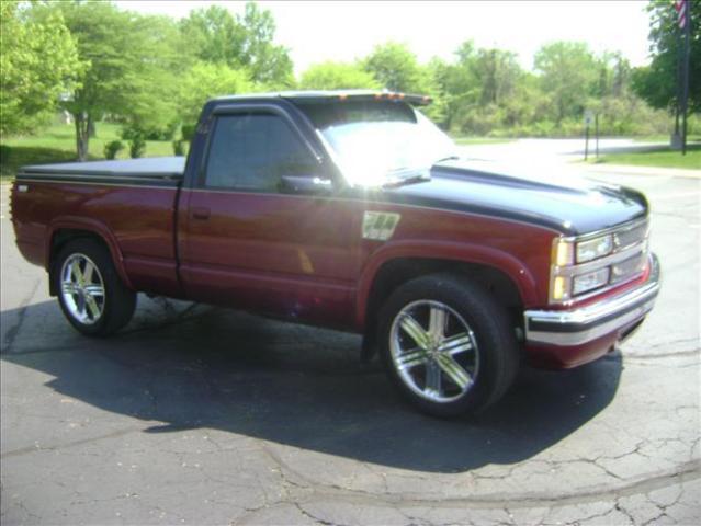 chevy trucks 1990s - photo #35