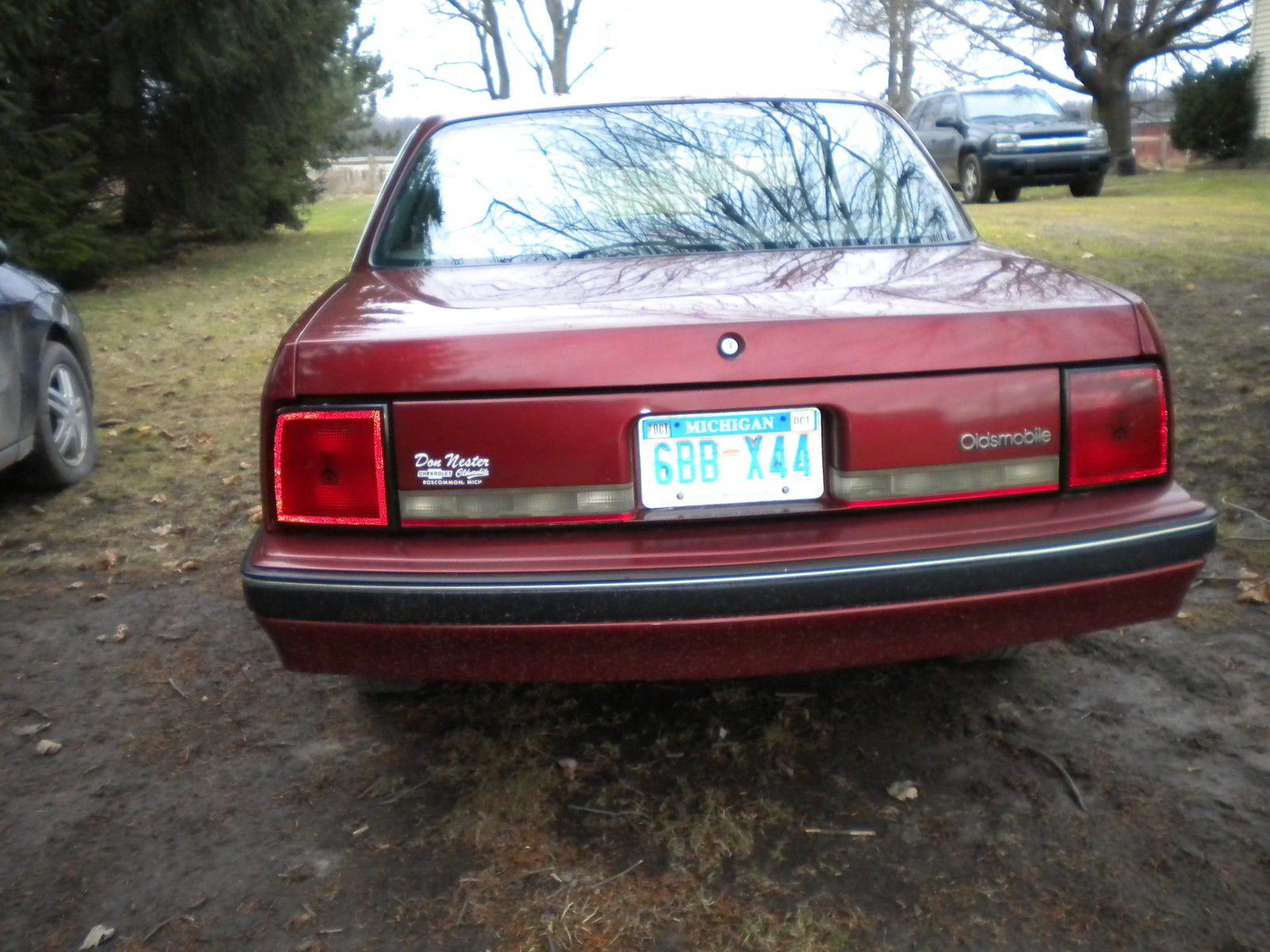 1990 Cutlass Ciera V6 Fi Non Smoker Clean Body Runs Great