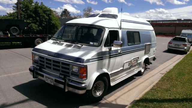 1990 Dodge B250 Xplorer Rv Classic Dodge Other 1990 For Sale