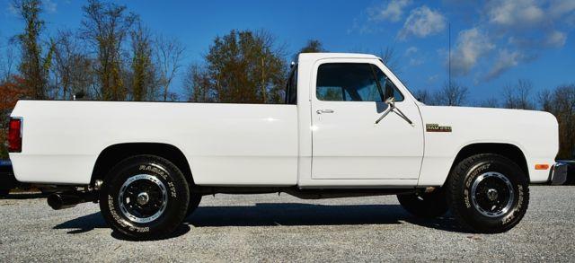 1990 ram 2500 diesel