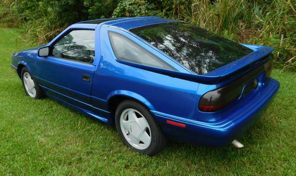Craigslist Daytona Cars: 1990 Dodge Daytona T-top 5speed Turbo
