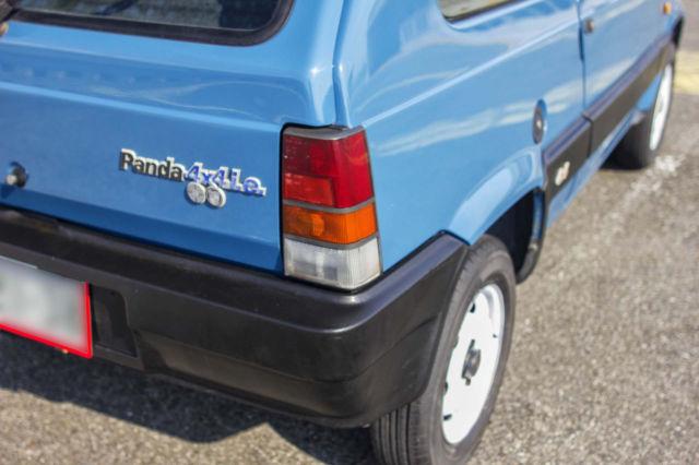 1990 Fiat Panda 4x4 ie - Manual - JDM Import - LHD - Free Ro