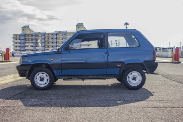 1990 fiat panda 4x4 ie manual jdm import lhd free ro ro shipping classic fiat panda. Black Bedroom Furniture Sets. Home Design Ideas