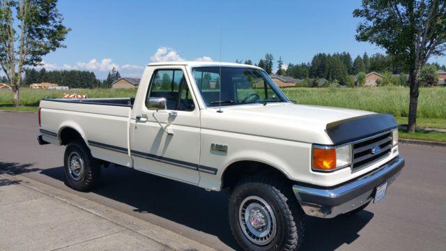 Ford F Xlt Lariat Standard Cab Pickup Door L Ton X Low Miles