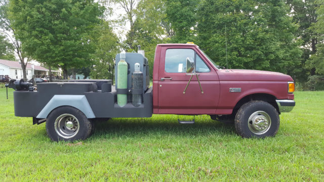 Used Cars For Sale Nashville Tn >> 1990 Ford F450 Super Duty Welding Pipelining Rig - Classic ...