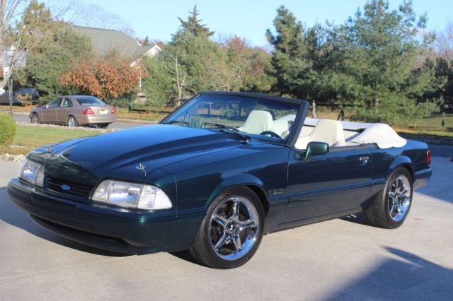 1990 Ford Mustang Limited 7 Up Edition Classic Ford