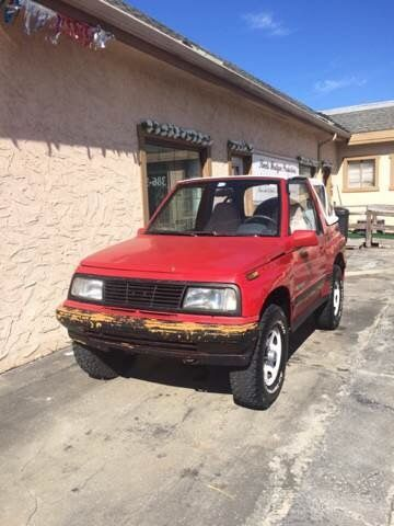 1990 geo tracker 4x4 classic geo tracker 1990 for sale