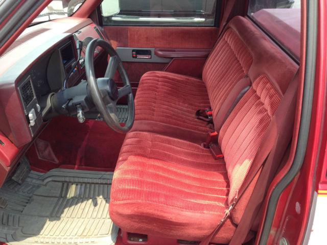True Cars Used >> 1990 GMC 1500 SIERRA SPECIAL Regular cab 131.5 long bed ...