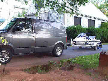 1990 GMC/Chevy Safari/Astro van good condition but needs