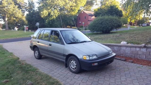 1990 civic wagon