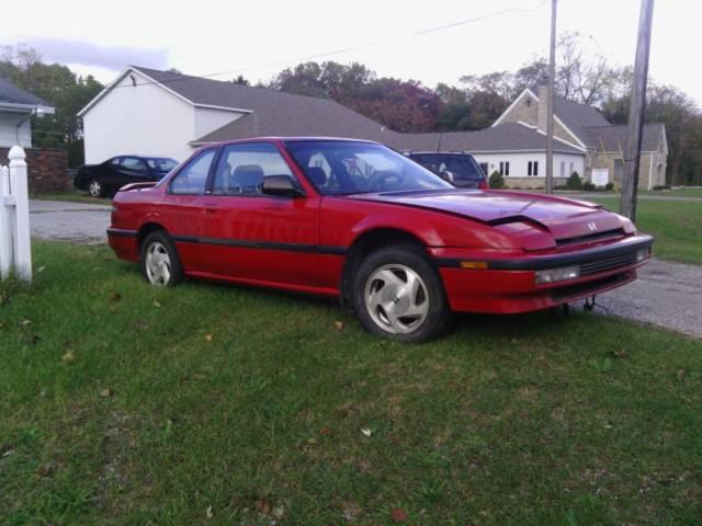 1990 Honda Prelude Si 4ws Automatic No Rust No Engine Classic