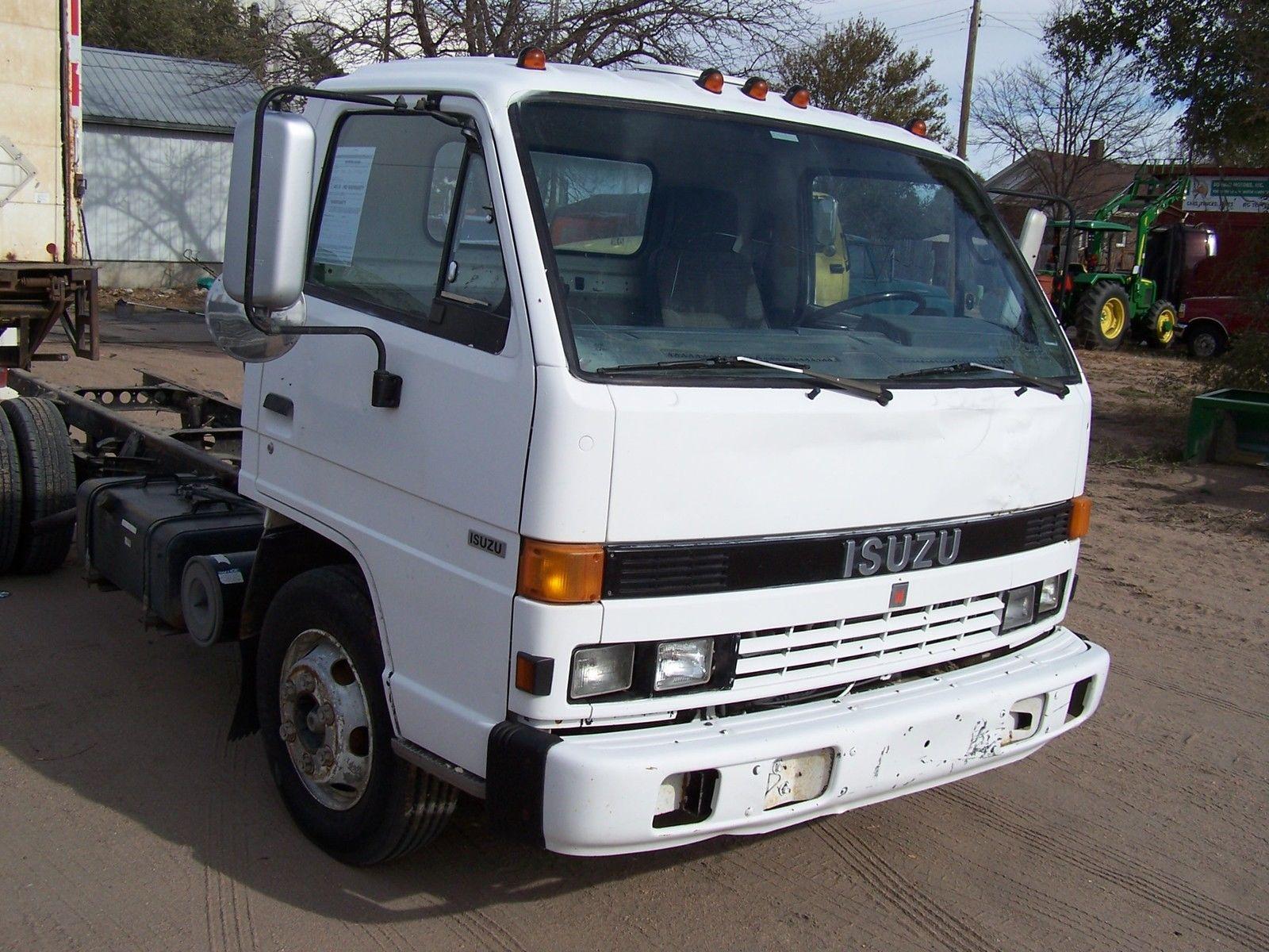 1990 Isuzu NPR, Turbo Diesel, Perfect Rat/Street Rod Truck Project