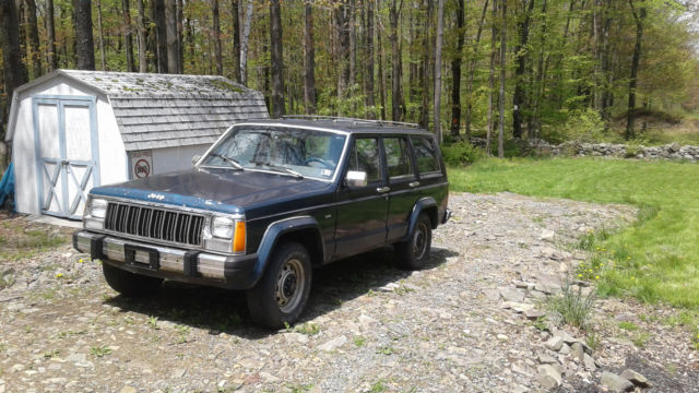 1990 jeep cherokee laredo 4x4 classic jeep cherokee 1990 for sale. Black Bedroom Furniture Sets. Home Design Ideas