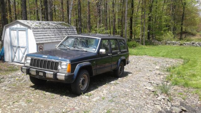 1990 Jeep Cherokee Laredo 4X4