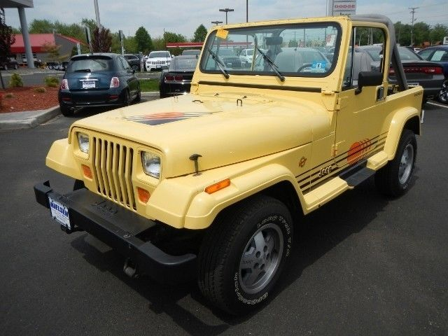 1990 Jeep Islander Classic Jeep Wrangler 1990 For Sale