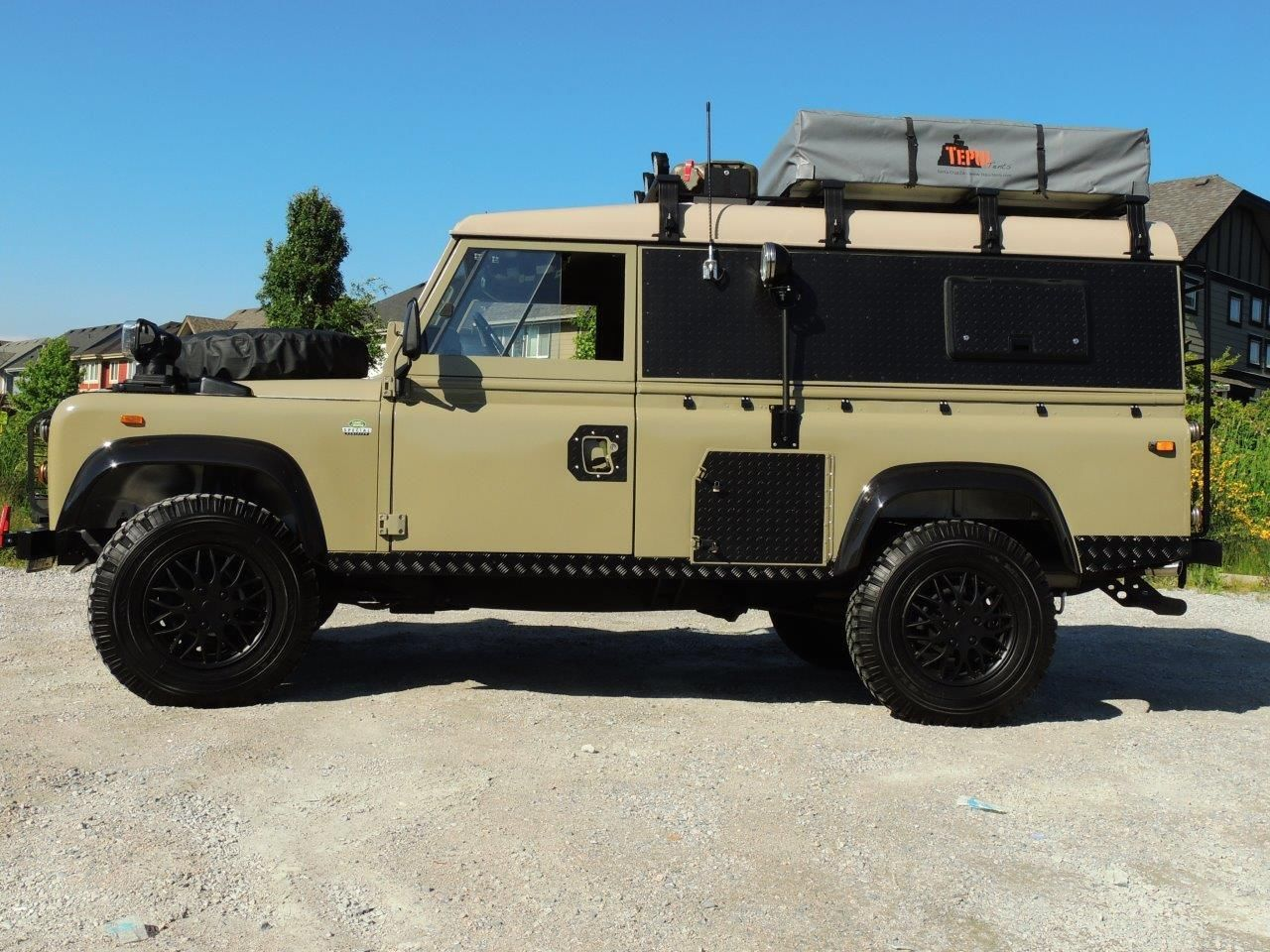 1990 Land Rover Defender 110 Expedition/Overland - Classic ...