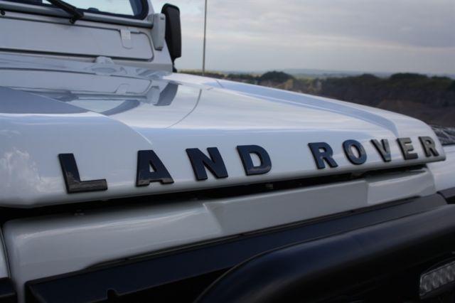 1990 Land Rover Defender 90 Arkonik Custom Build