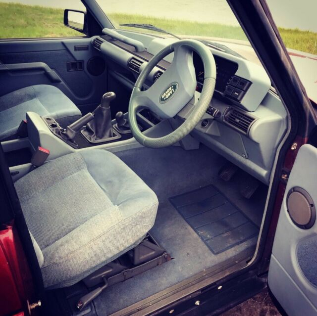 Land Rover Discovery 1 3 Door For Sale: 1990 Land Rover Discovery 200tdi 3 Door