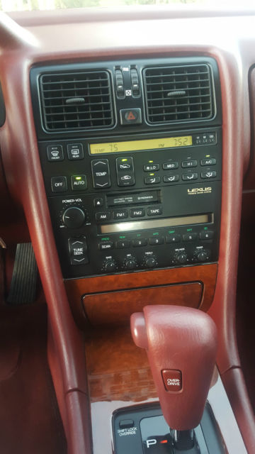 1990 Lexus Ls400 Great Condition Rare Interior Only 51k