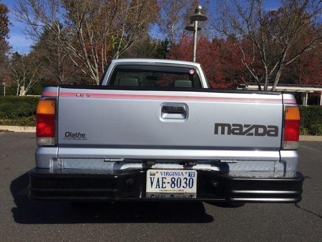 1990 mazda b2200 le5 pickup truck classic mazda b series pickups 1990 for sale. Black Bedroom Furniture Sets. Home Design Ideas