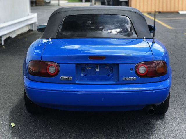 Automatic Miata Race Car For Sale